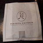 Foto de Maison Kayser