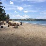 Bild från Nelayan Restaurant & Puri Bar
