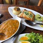 Foto de Iguarias cozinha do mar