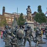 Bild från Rembrandtplein