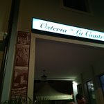 Foto de Osteria La Contrada