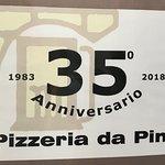 Foto de Pizzeria da Pino