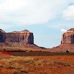 Foto van Monument Valley Navajo Park