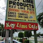 Foto de The Key Lime Cafe