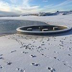 Nautholsvik Geothermal Beach照片