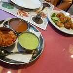 Foto de Indian Tandoori Spices Restaurant