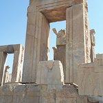 Foto van Persepolis