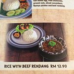 Bild från River View Cafe Melaka