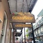 Bild från Gumbo Shop