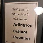 Foto de Mary Mac's Tea Room