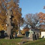صورة فوتوغرافية لـ Allegheny Cemetery
