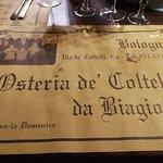 Photo of Osteria De' Coltelli Da Biagio