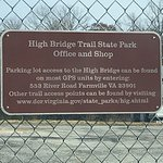 High Bridge Trail State Park의 사진