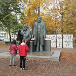 Foto Marx-Engels-Forum