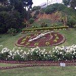 Foto Flower Clock (Reloj de Flores)