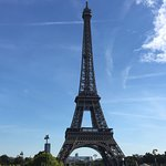 エッフェル塔の写真