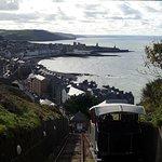 Foto de Aberystwyth Cliff Railway