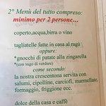 Bild från Osteria  Da Angela