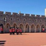 صورة فوتوغرافية لـ قلعة وينسور