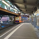Photo of The Wuppertal Suspension Railway