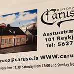 Bild från Caruso