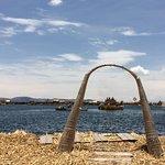Uros Floating Islands Foto