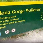 Rakaia Gorge Walkway Photo
