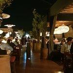 Terrasse des épices Foto