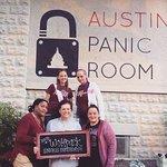 Φωτογραφία: Austin Panic Room