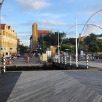 Photo of Queen Emma Pontoon Bridge