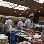 Bild från Sushi no Musashi JR Kyoto Station 8-jo Entrance