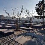 Фотография Мемориал памяти убитых евреев Европы в Берлине