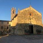 Walls of Monteriggioni Foto
