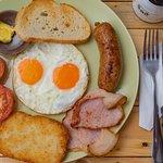 Full English All Day Breakfast