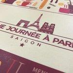 Foto van Une Journee a Paris
