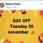 Foto van Ramez & Paola Restaurant