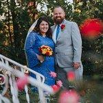 Rhinestone Wedding Chapel Foto