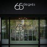 L'équipe du 65 degrés vous attend au 173 de l'avenue Louise, à Bruxelles