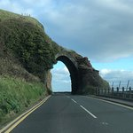 Bilde fra Causeway Coastal Route