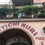 Billede af Antichi Muri Pizzeria