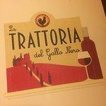 Trattoria Del Gallo Nero Foto
