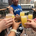 Everything in moderation...except yoga (and maybe mimosas)!