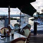Foto de Two Georges Waterfront Grille