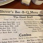 Foto di Shiver's Bar-B-Q