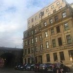صورة فوتوغرافية لـ Newcastle Castle