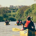 Spend a chilled out day floating down the River Severn
