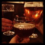 Belgian Beer Cafe Bon Vivant Picture