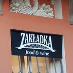 Zakladka Food & Wine Foto