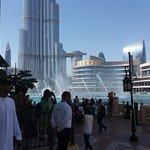 صورة فوتوغرافية لـ نافورة دبي
