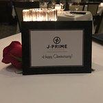 Foto de J Prime Steakhouse